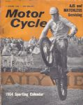 Motor Cycle - Motorcycle Magazine - 2nd January 1964 - M2468